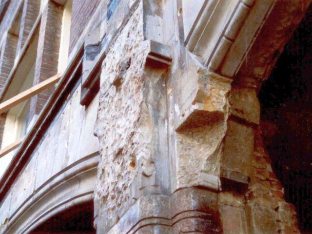 Stucwerk verwijderen